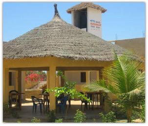 Sénégal : Hébergement, Campement, Gîte, Hôtel
